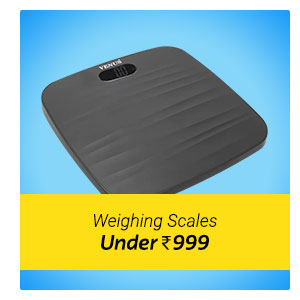 Weighing Scale for Rs. 999