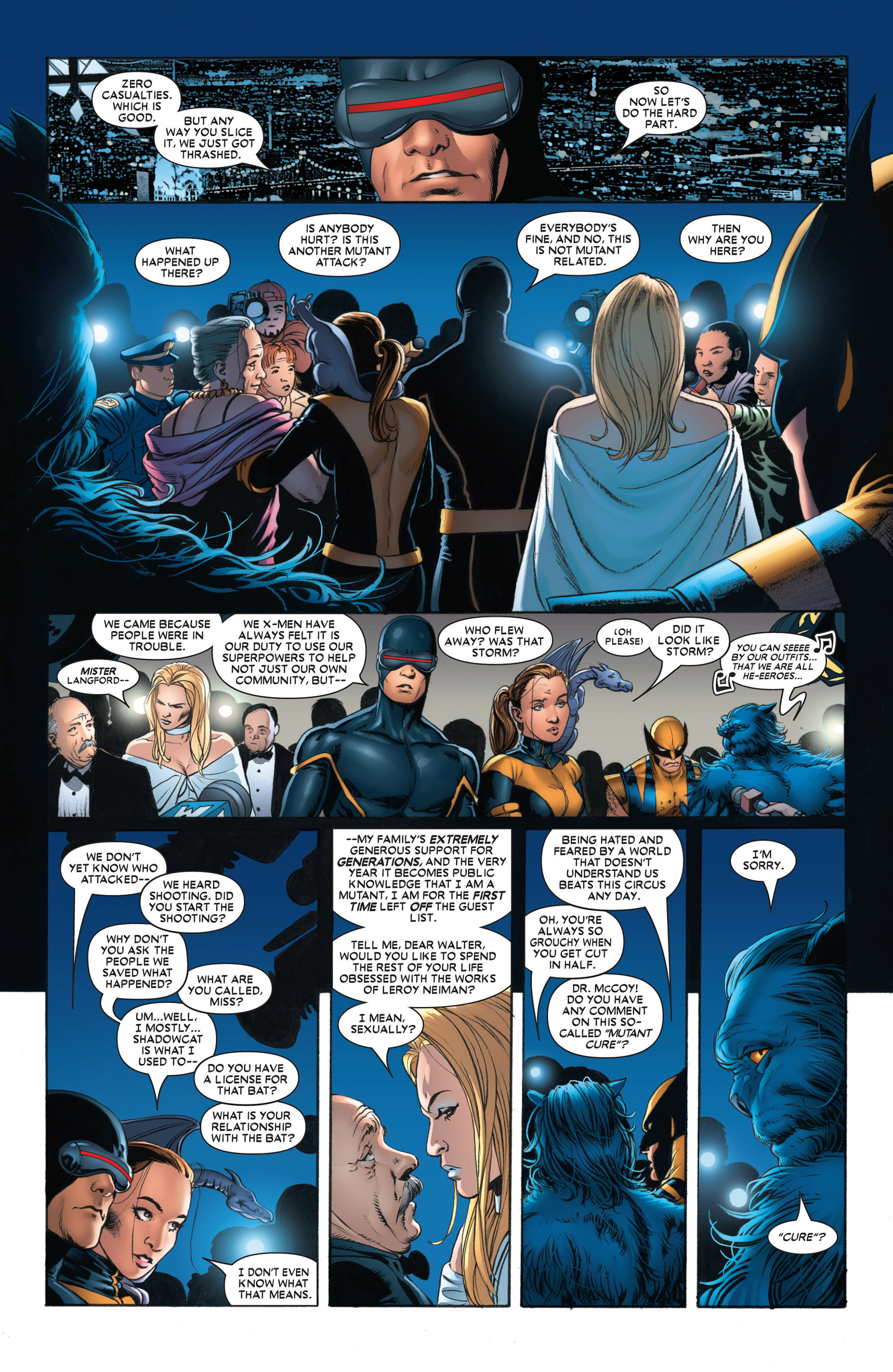 Astonishing X-Men (2004) issue 2 - Page 15