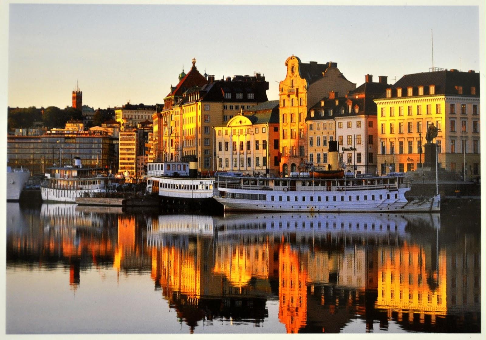 sztokholm szwecja