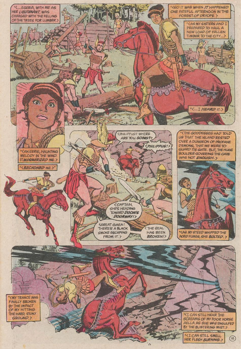 Read online Wonder Woman (1987) comic -  Issue # Annual 1 - 19