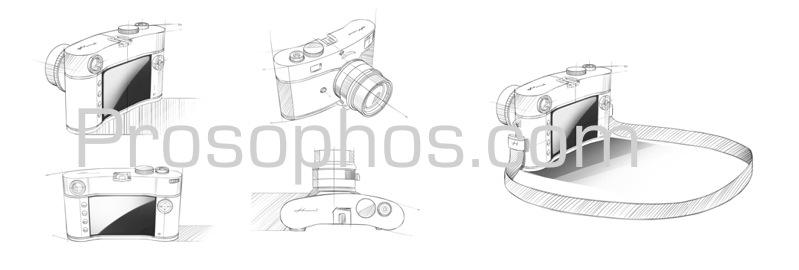 Leica-M CCD-камера