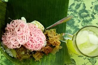 Kuliner Jenggawah: Pecel Pincuk Wong Jenewa
