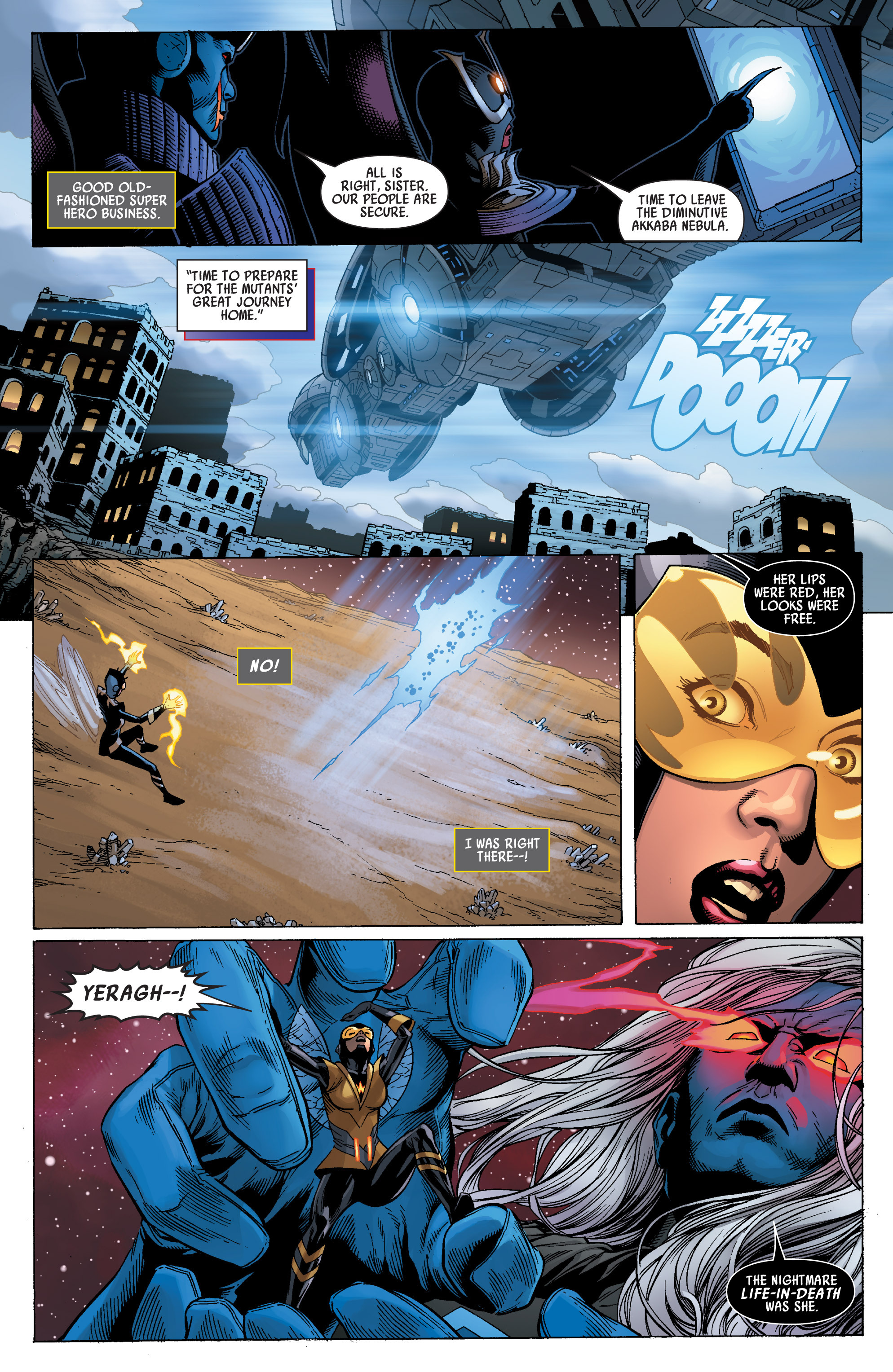 Read online Uncanny Avengers (2012) comic -  Issue #15 - 8