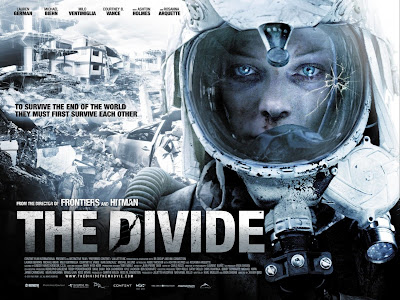 The Divide Película