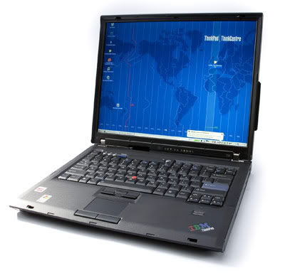 Laptop IBM THINKPAD T60