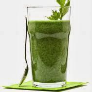 suco de folhas verdes para emagrecer