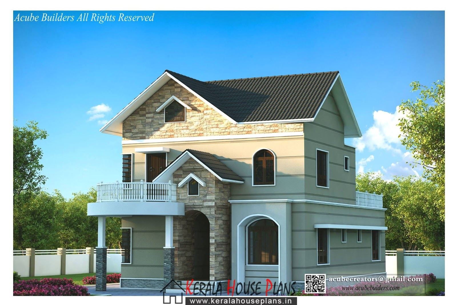 beautiful unique house design kerala house plans designs