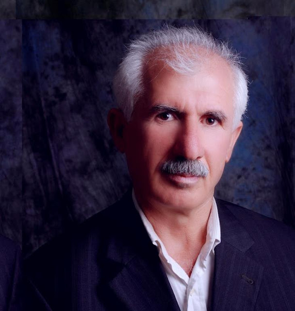 الكاتب سليمان يوسف يوسف
