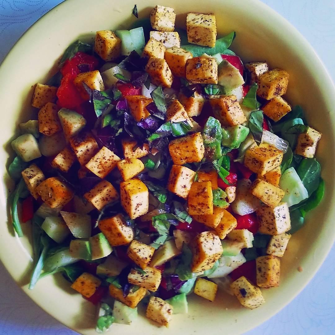 7 pomysłów na dania z tofu
