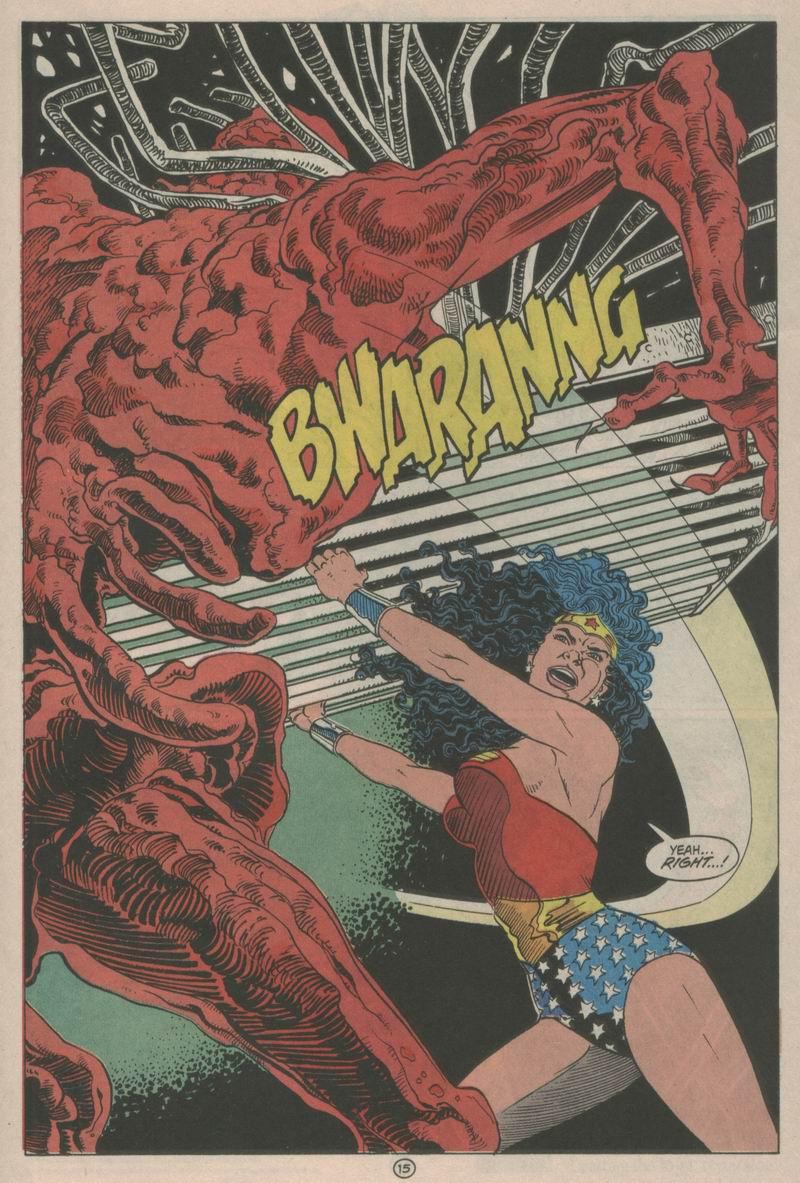Read online Wonder Woman (1987) comic -  Issue #63 - 16