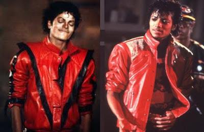 Gambar Jaket Kulit Michael Jackson