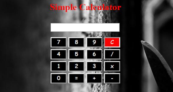 Cara Membuat Kalkulator Sederhana Menggunakan Pemrograman WEB