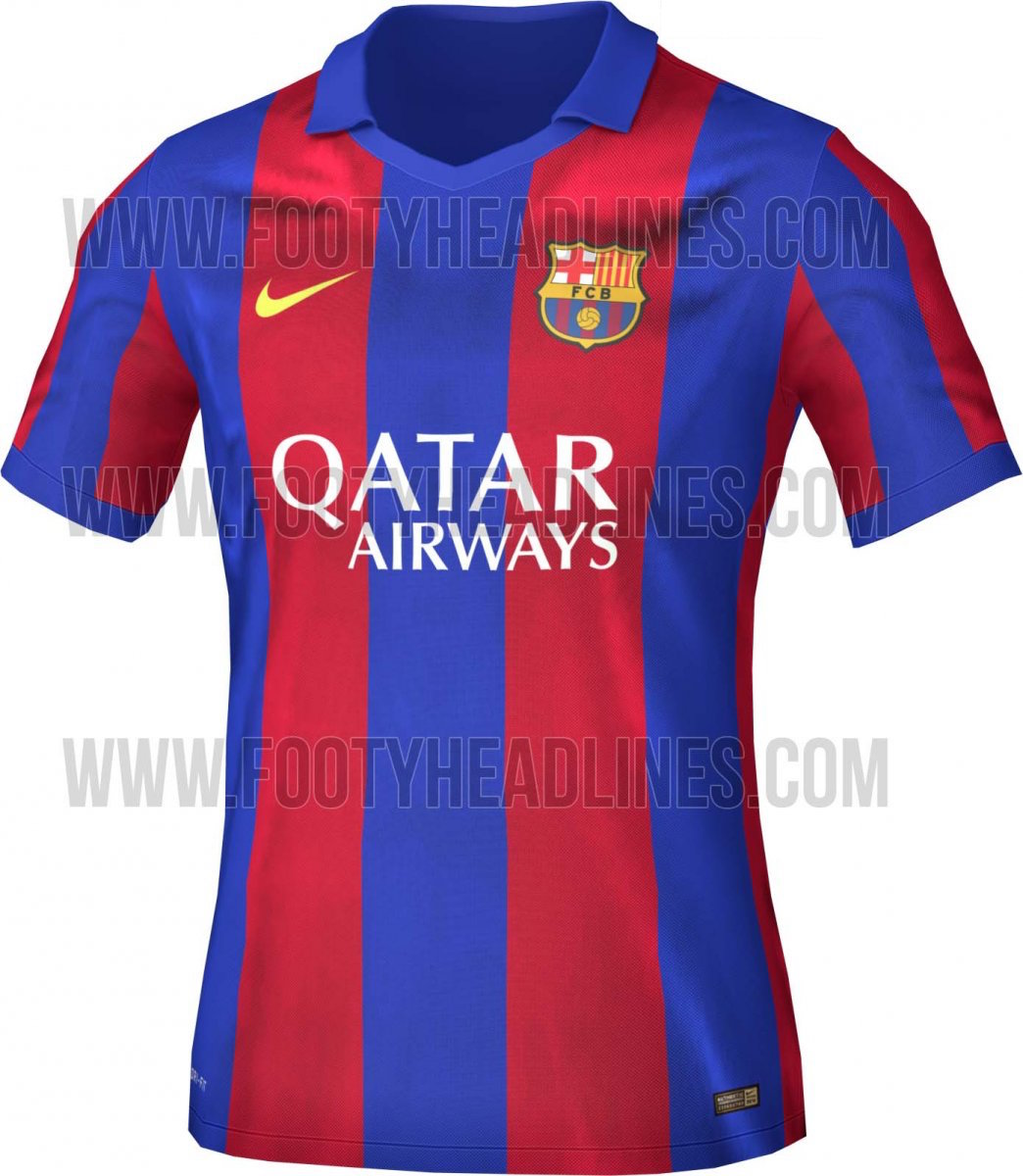 0d97b1e0d9b Fc Barcelona 2016 17 Jersey Confirmed And It S Not Horrible