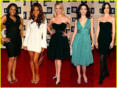 Designer Dresses Celebrity Fashion