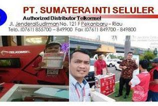 Lowongan Kerja PT. Sumatera Inti Seluler Pekanbaru Februari 2019