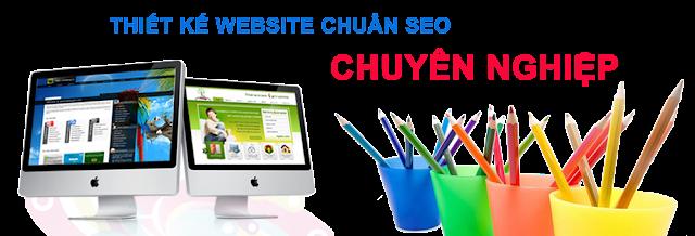 Dịch vụ thiết kế website theo chuẩn SEO