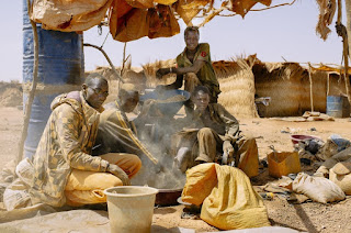 Mining for gold in Africa