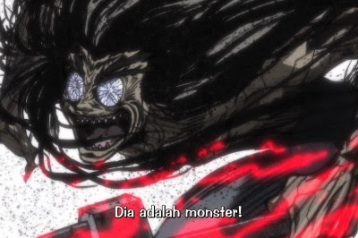Ushio to Tora 17 Subtitle Indonesia