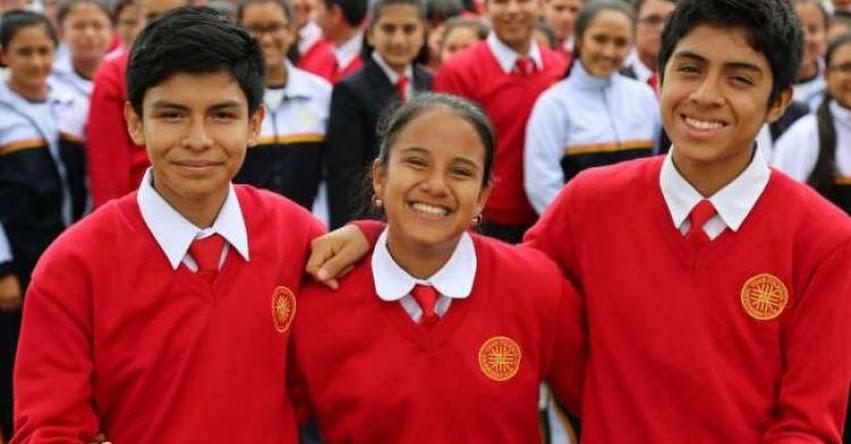 COAR: Jóvenes del programa Juntos acceden al Colegio de Alto Rendimiento en Moyobamba