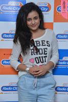 Cute Actress Misti Chakravarthi at Babu Baga Busy Team at Radio City ~  Exclusive 8th April 2017 024.JPG