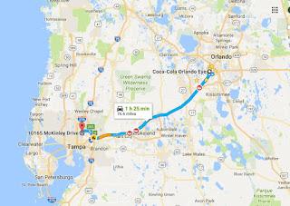 Como llegar a Busch Gardens Tampa Bay Orlando Florida