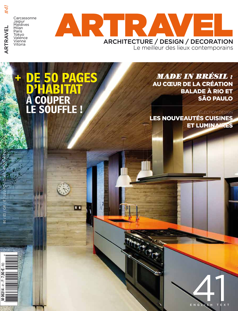 Our penthouse project located in the fairmont pacific rim vancouver has been featured in the current issue of artravel magazine