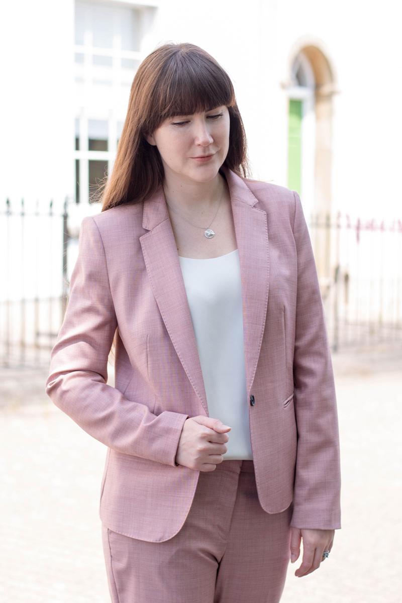 Womens Pastel Suit