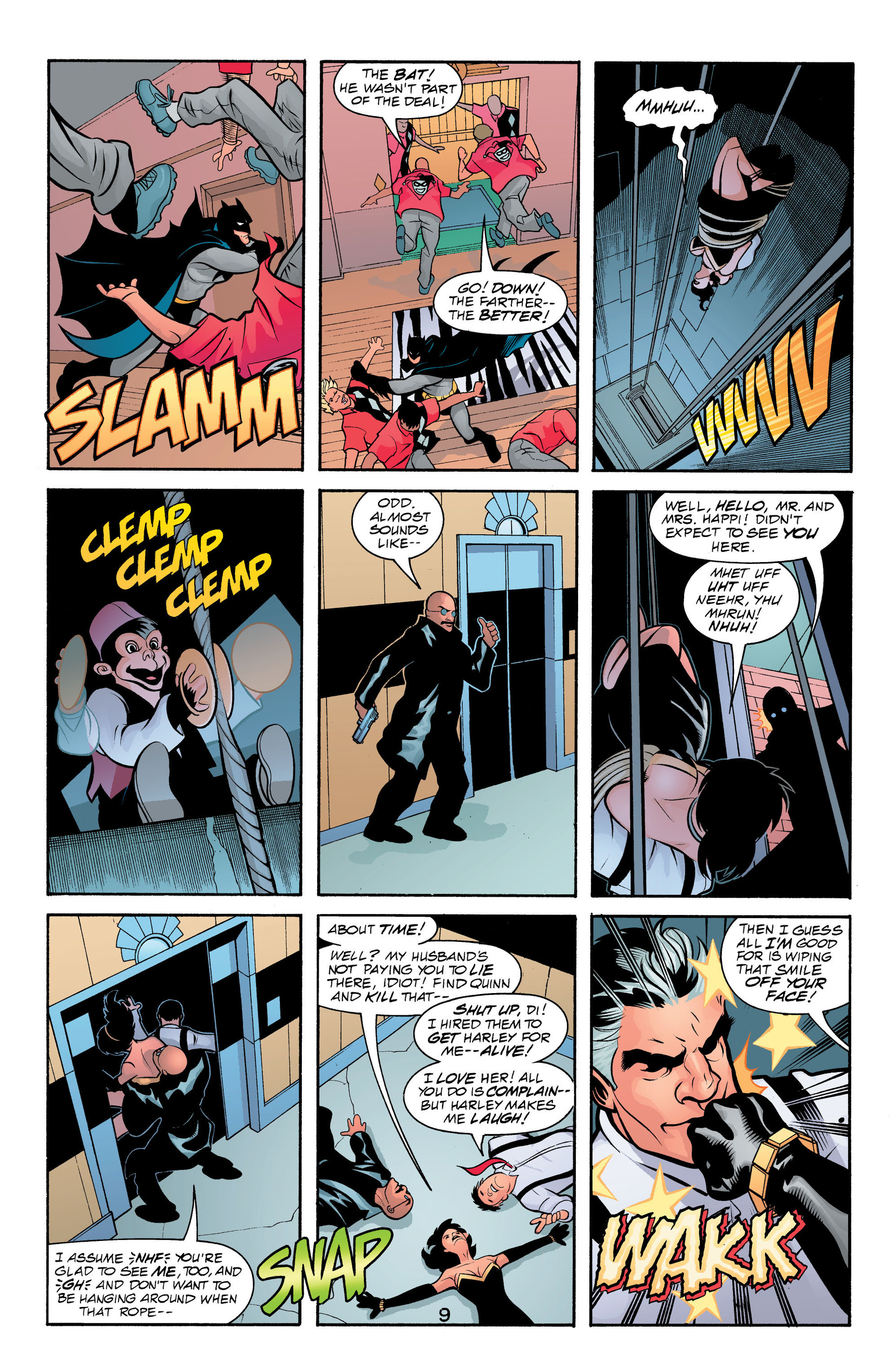Harley Quinn (2000) Issue #12 #12 - English 9