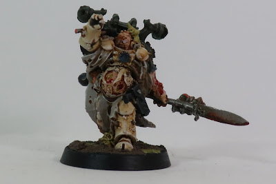Nugle Chaos Space Marine Sorcerer