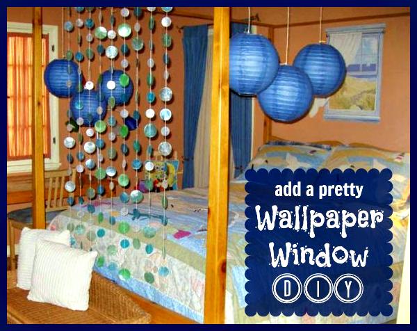 Wallies Wallpaper Window Mural