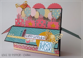 Card Pop-up Box