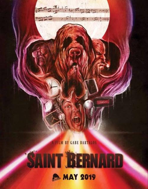 Saint Bernard Poster