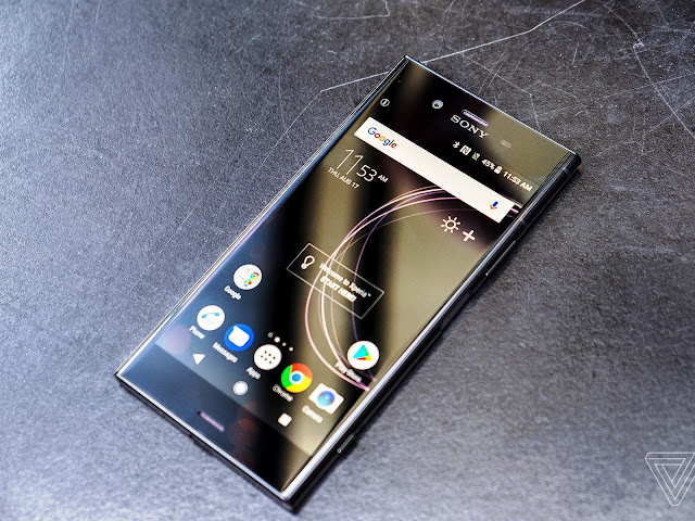 Sony Xperia XZ1 Review and Phoneview Photos
