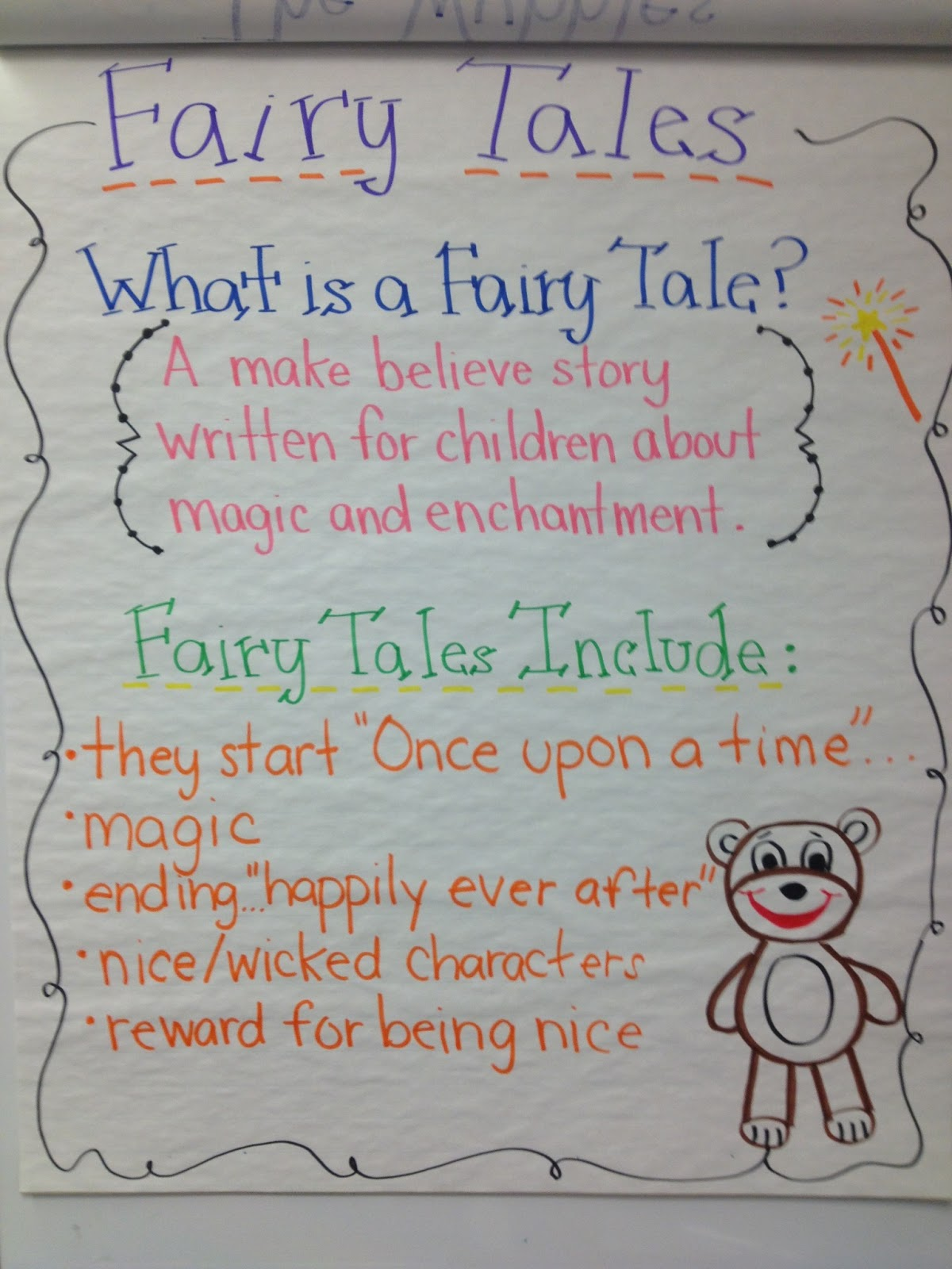 Buggy For Second Grade February