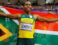 Caster Semenya Takes Gender Rule Challenge to Sports Court