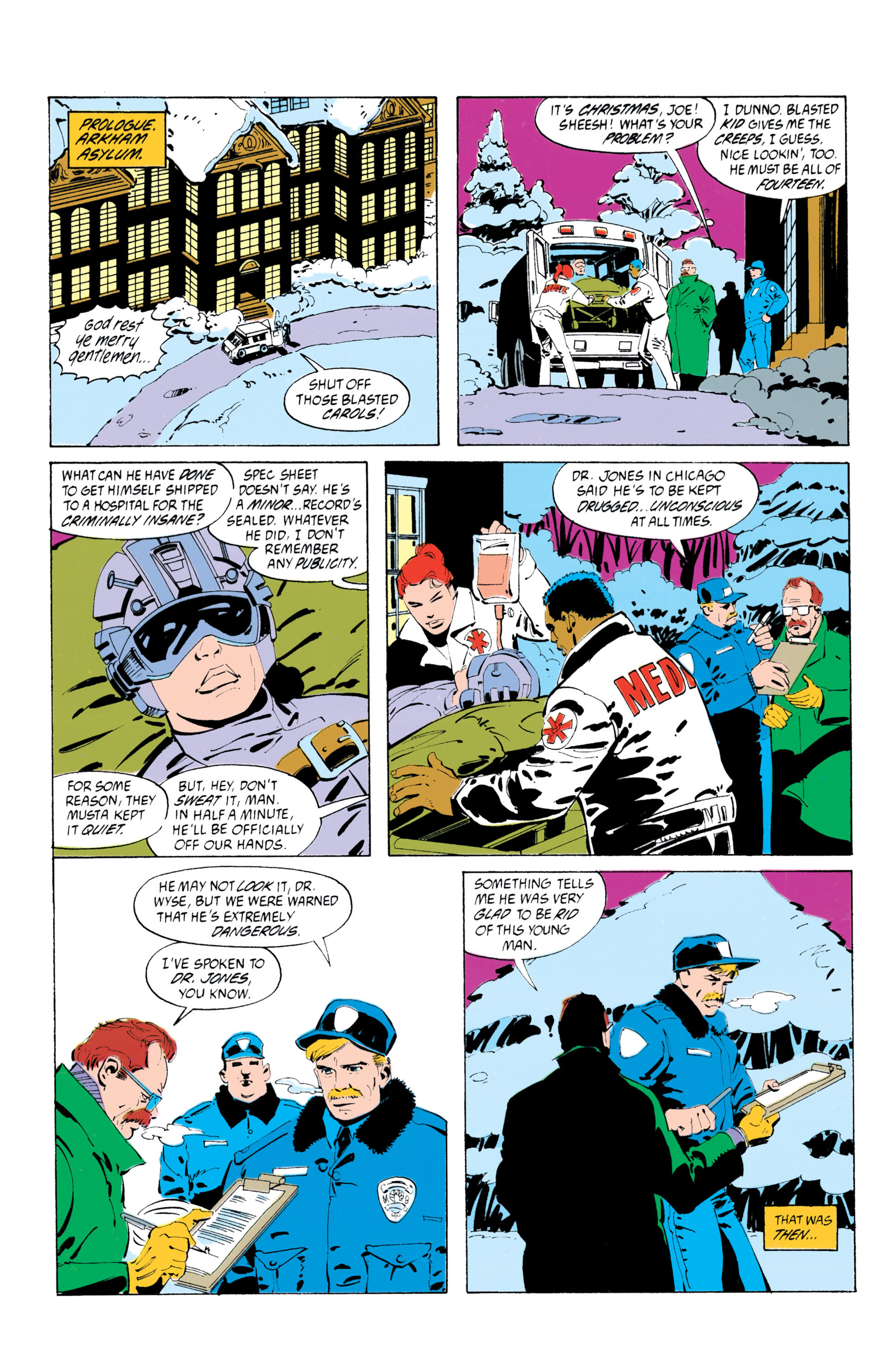 Detective Comics (1937) 635 Page 1