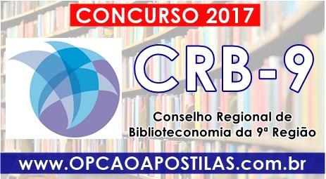 Apostila Concurso CRB-9 PR 2017