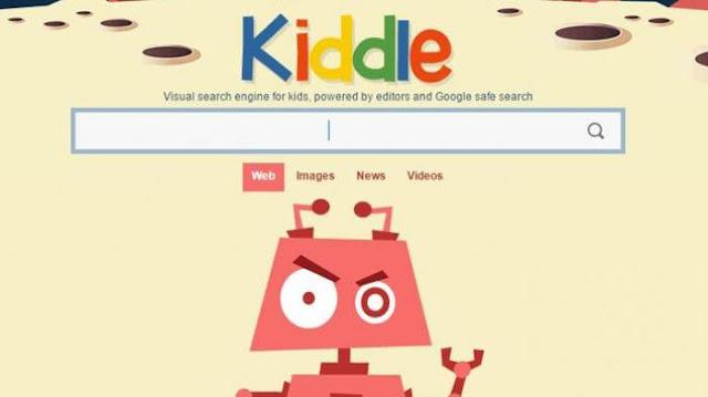 Kiddle, Mesin Pencari Internet Khusus untuk Anak-anak