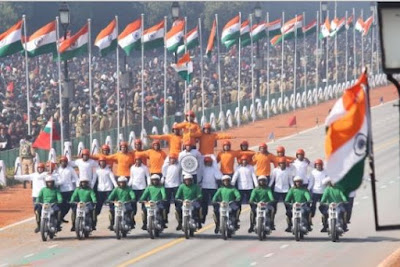 Independence Day Live Parade Pictures