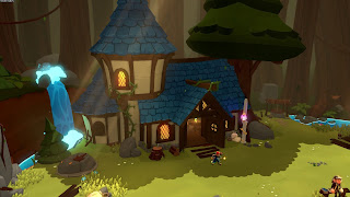 Mages of Mystralia PS4 Background
