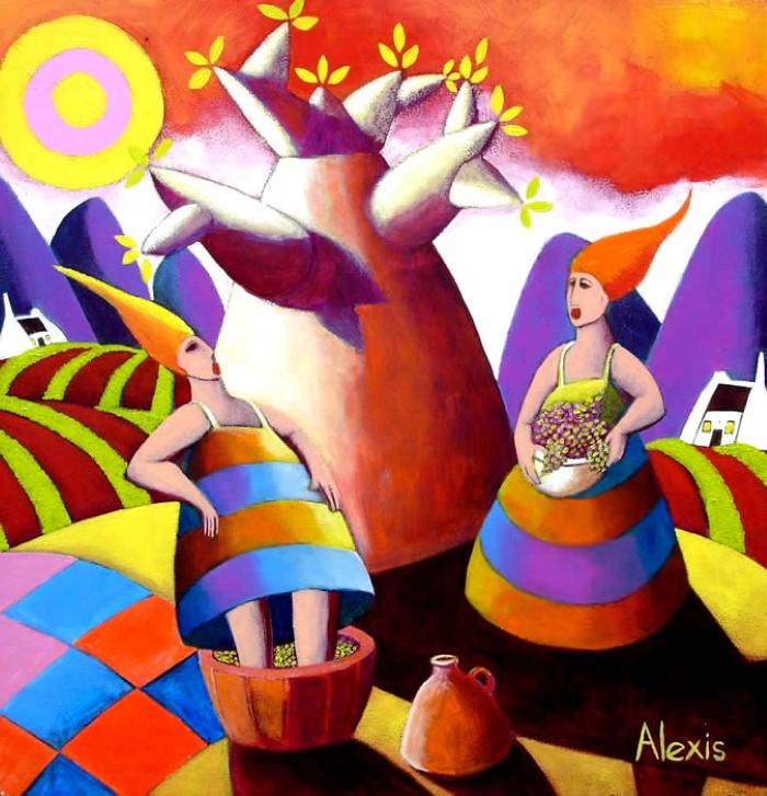 Праздник для зрителя. Alexis Francois Bester