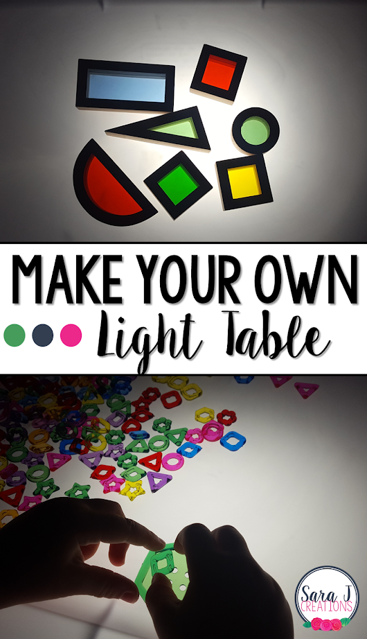 Make Your Own Light Table