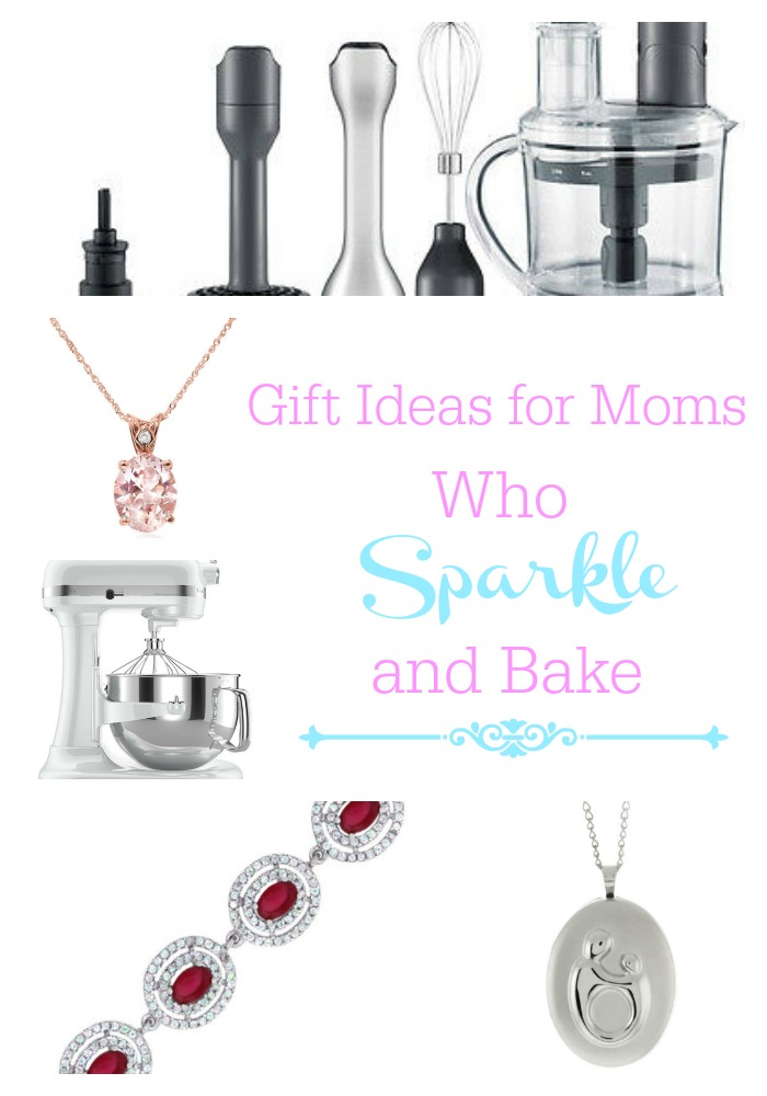 #Mother'sDay gift ideas for moms who love #jewelry and love to #bake. #eBayMom