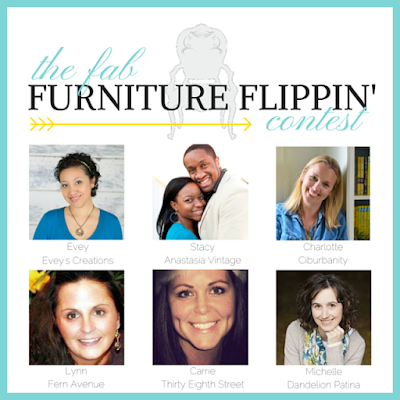 furniture flipping, flipping furniture, monthly furniture flipping contest, painted furniture, refinished furniture