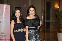 Bhagyashree and Diana Hayden walks the ramp for Mumbai Obstetrics and Gynecological Society Annual Fashion Show 020.JPG