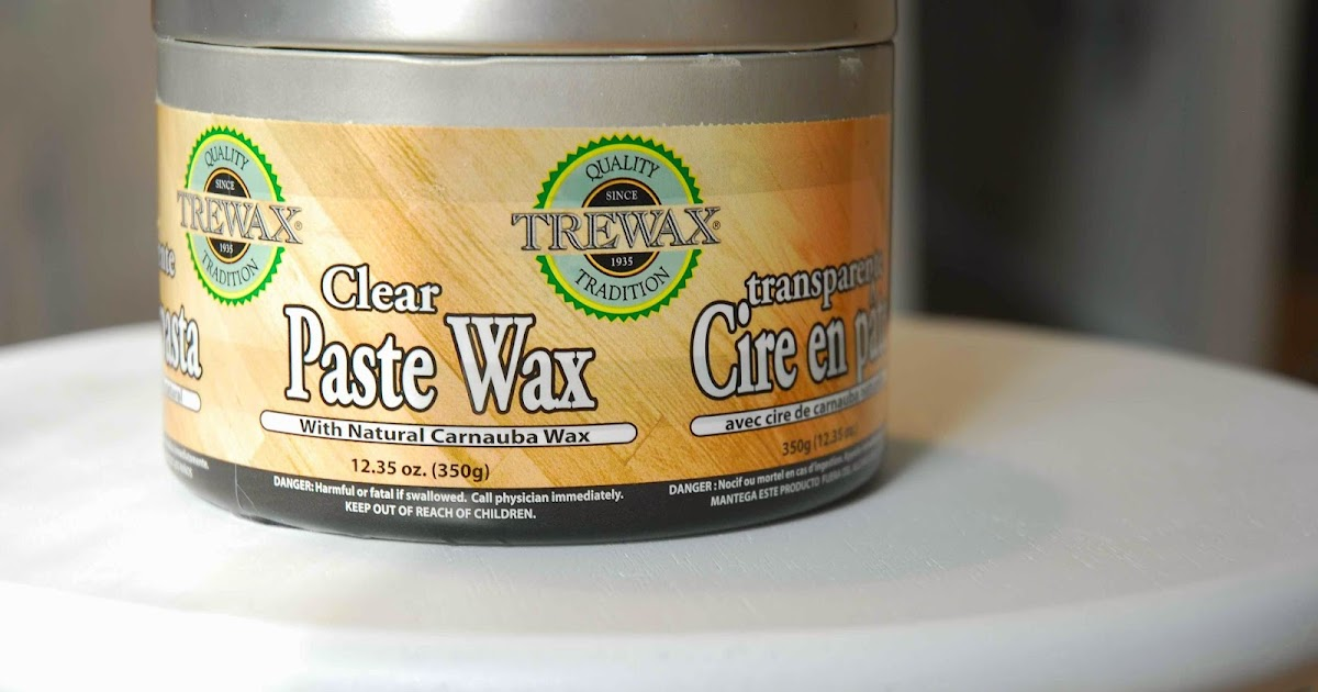 Shayda Campbell How To Seal Painted Furniture With Paste Wax