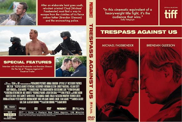 Trespass Against Us DVD Cover
