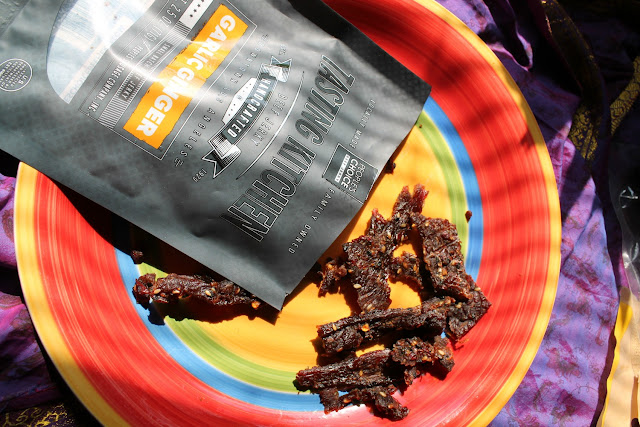 Garlic Ginger Beef Jerky by People's Choice