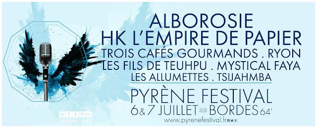 Pyrène Festival 2018