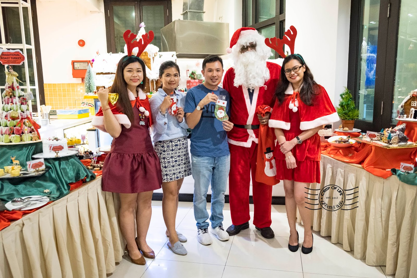 Royale Chulan Penang Christmas and New Year Buffet 2018